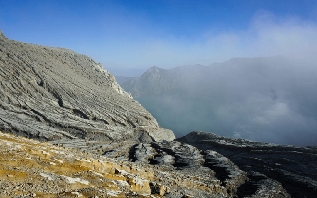 Mount Ijen – hiking inside an active volcano crater
