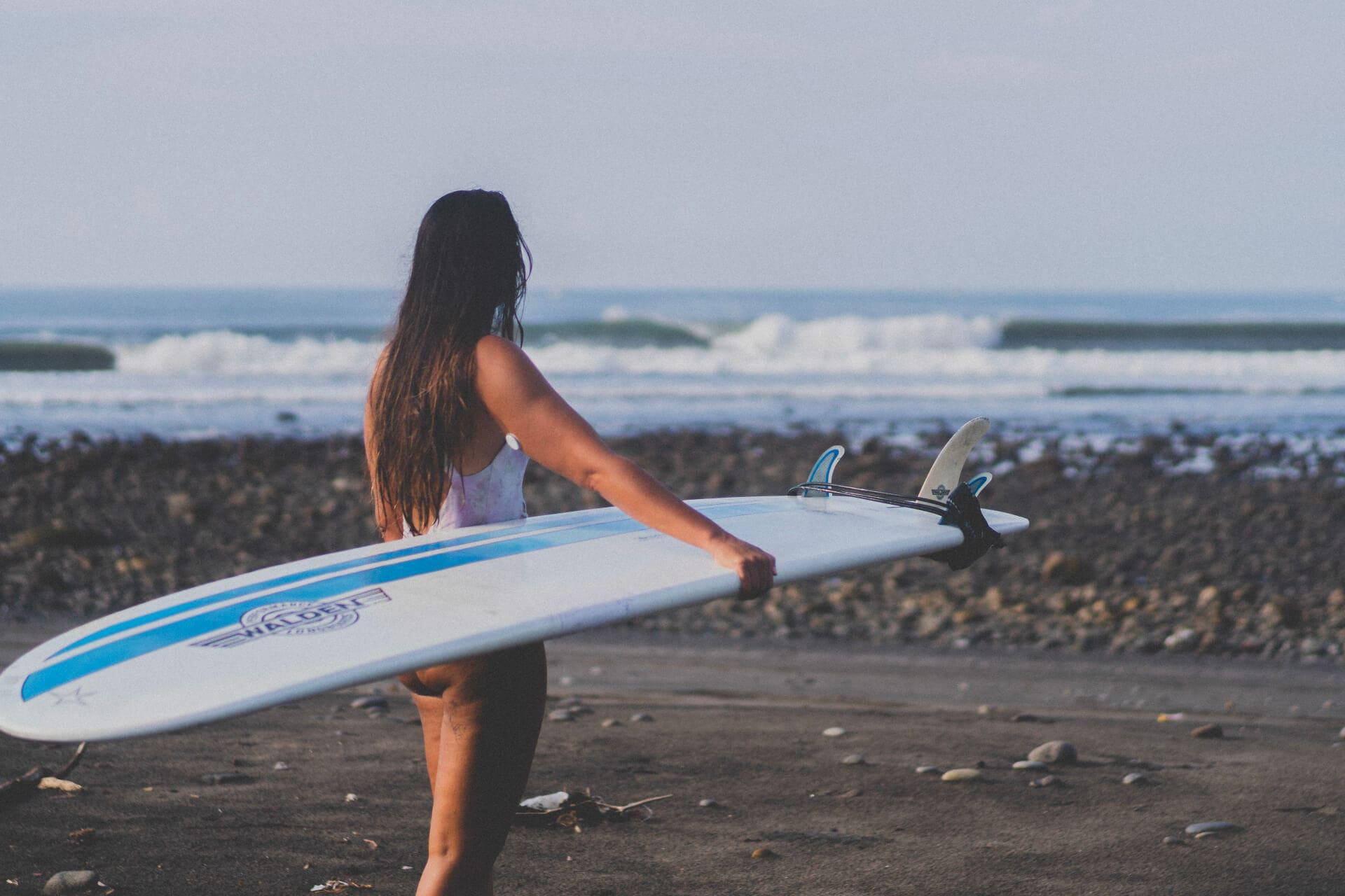 Bali surf & yoga
